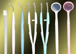 DISPOSABLE DENTAL TOOLS